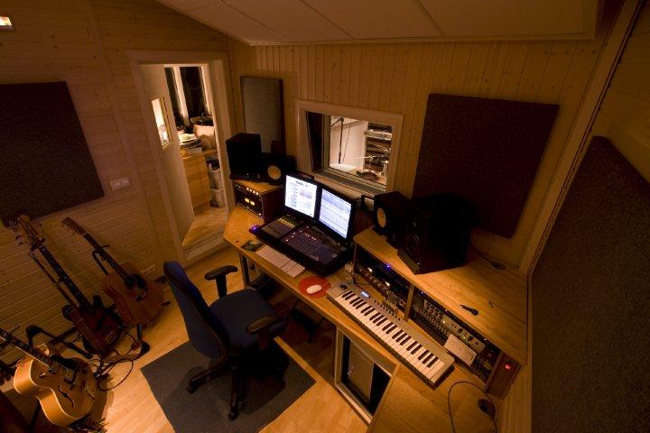 Bedroom Recording Studio Ideas » Room Design Studio, Best Images ...
