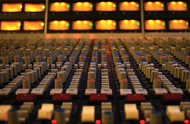 What Does Music Mixing Actually do to Recordings?