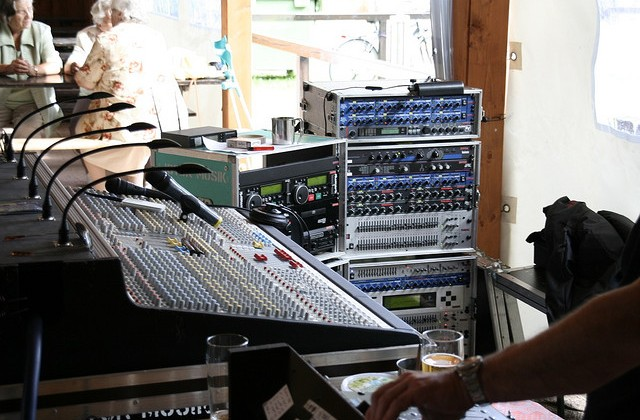 10 Reasons Why Mixing Live Sound is the Worst Job in the World