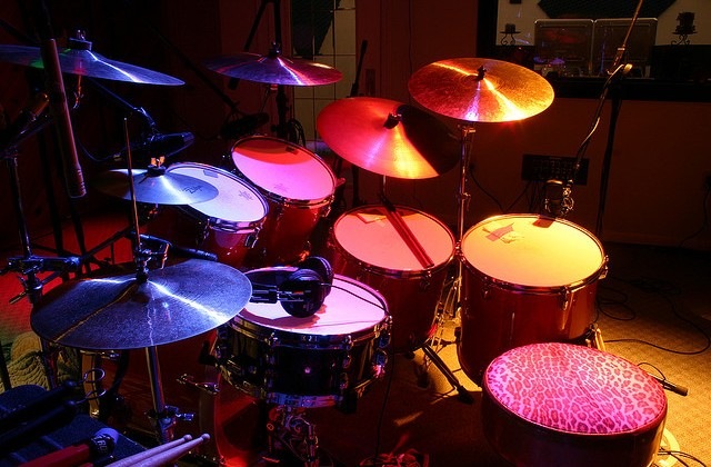 Bootstrapping Your Drum Sound Part II – Recording Drums in Your Living Room