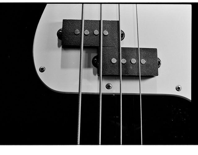 bass eq, Bass Guitar EQ