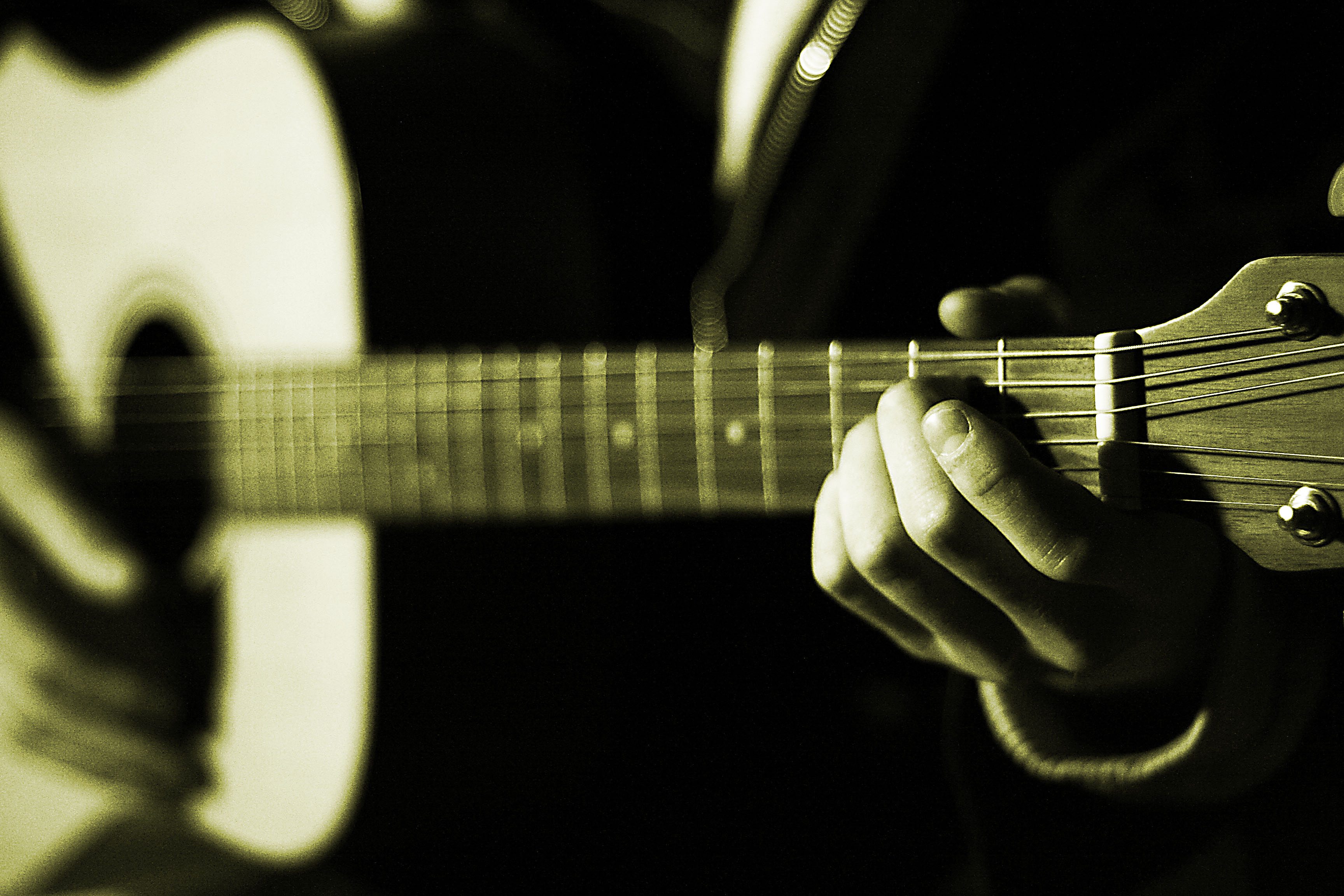 Guitar - Magazine cover