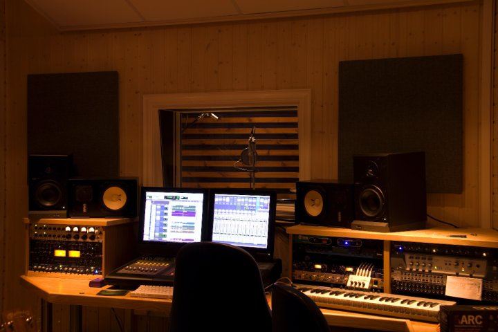 Remarkable Building A Home Recording Studio For Under 1 000 Audio Issues Inspirational Interior Design Netriciaus