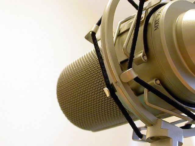 microphone home recording studio