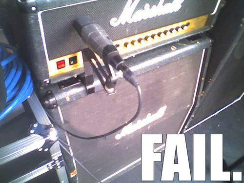 The Worst Live Sound Mixing Mistake Ever : Audio Issues