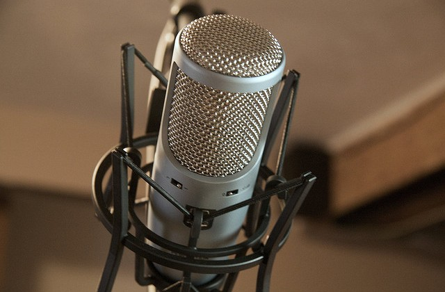 vocal recording microphones