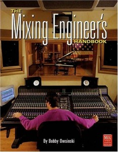 Mixing Engineers Handbook