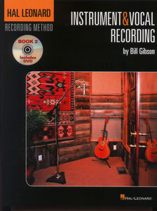 instrument and vocal recording