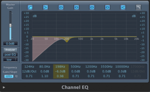 EQ'ing boominess
