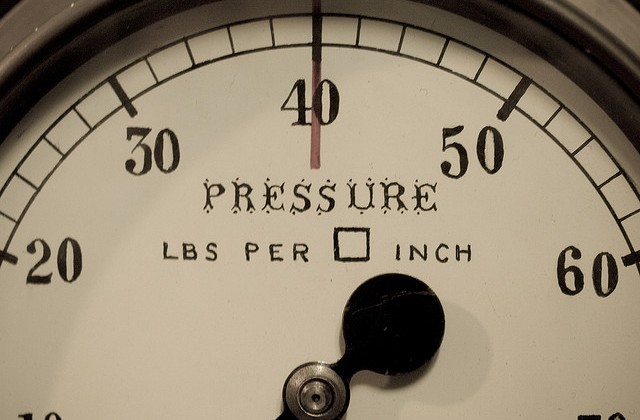 How to Defeat an Overwhelming Sense of Pressure