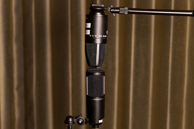 11 - stereo recording