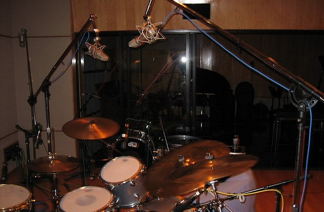 Recording Drums That Rock – Recording Strategies
