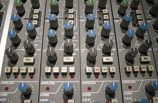 The 4 P's of Music Production and Audio Engineering