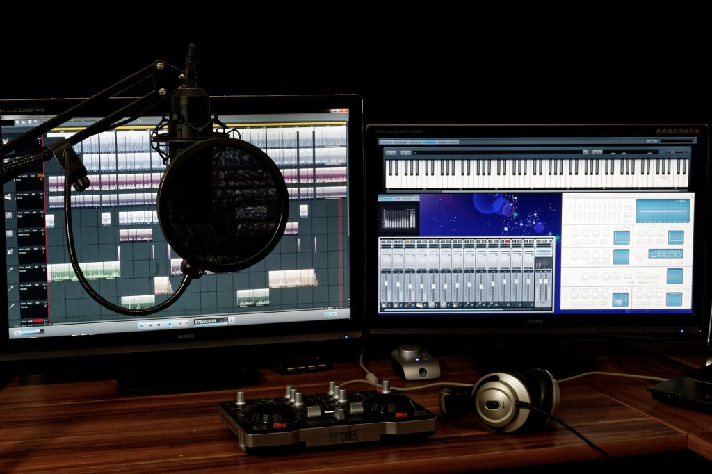 audio recording programs