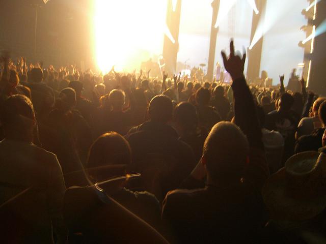 crowd audio