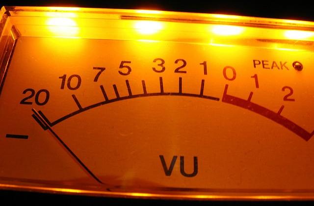 music metering
