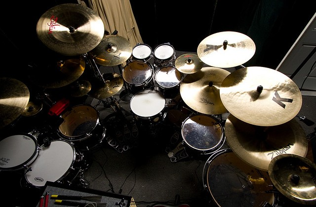 How to Record a Killer Drum Sound Straight Out of the Box