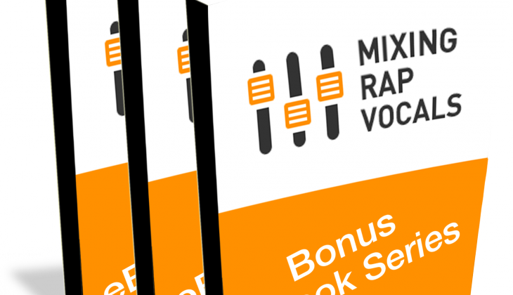 Learn to Mix Rap Vocals With This Free eBook Bundle