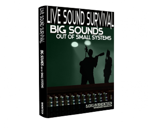 Live Sound Survival - eBook on Live sound