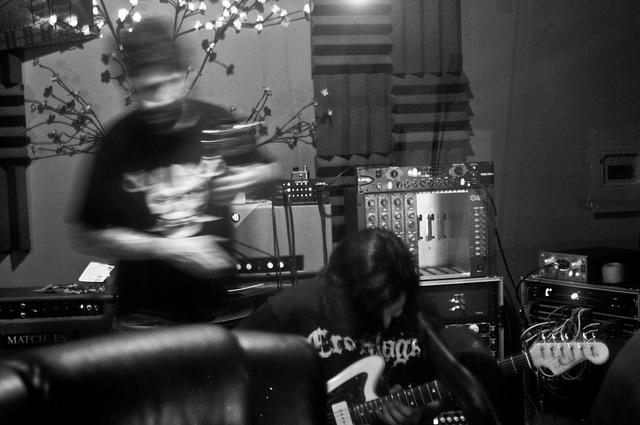 musicians-studio