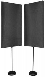 auralex portable acoustic stands