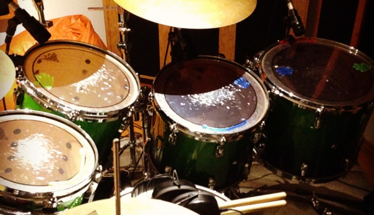 The Children's Toy Trick For a Cheap But Killer Drum Recording