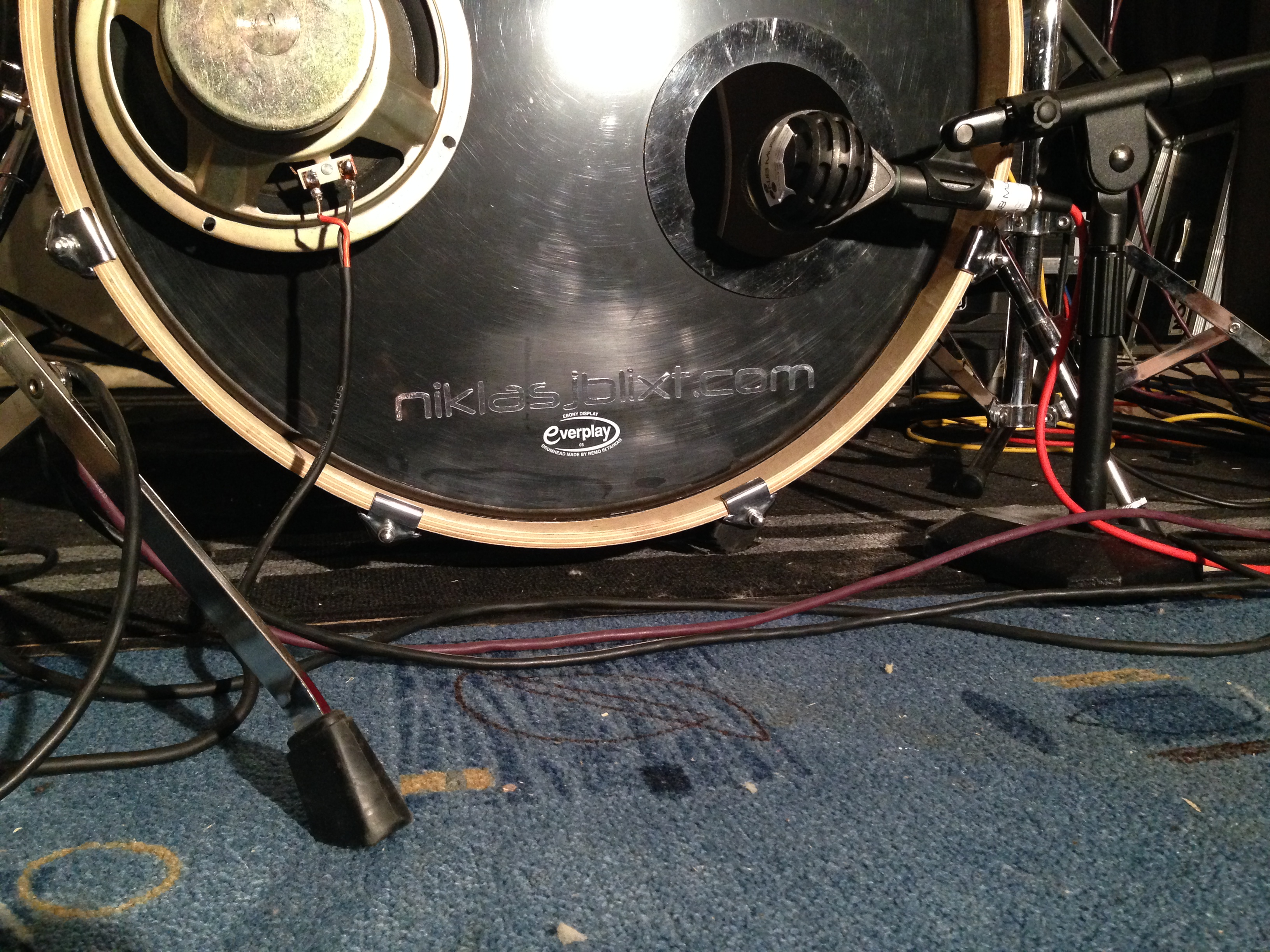 kick drum miking subkick