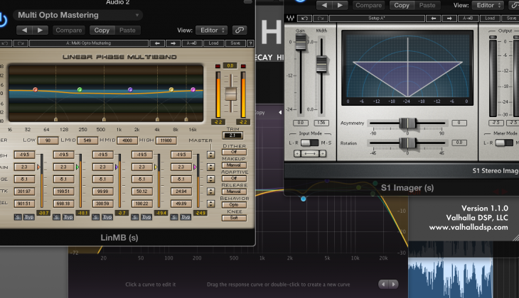 Why Use Six Plug-ins While Mastering When You Only Need Two?