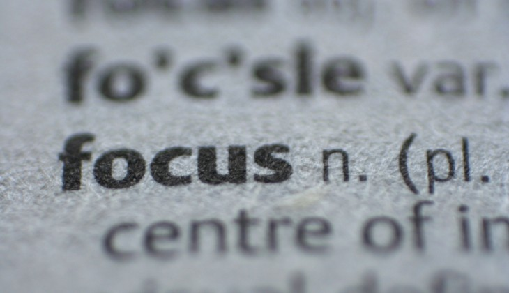 Are you really focusing on the right things when it comes to your productions?
