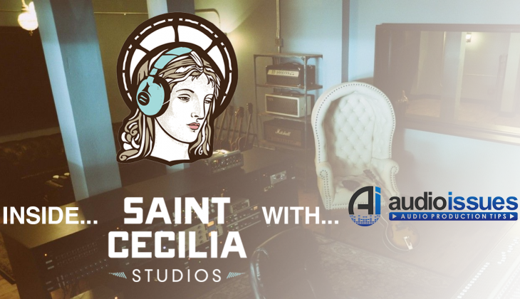 Inside Saint Cecilia Studios Part 1 – The Different Hats of a Producer/Engineer/Composer