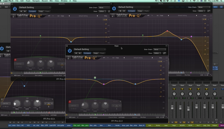 The Backwards Way of EQ'ing to Fight Masked Vocals