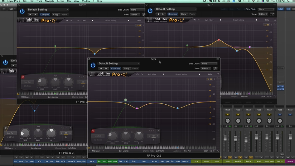 How To Create Separation In Your Mixes Using EQ - Audio Issues