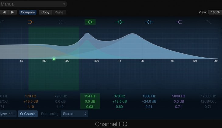 10 Places for an EQ Boost in Your Mixes