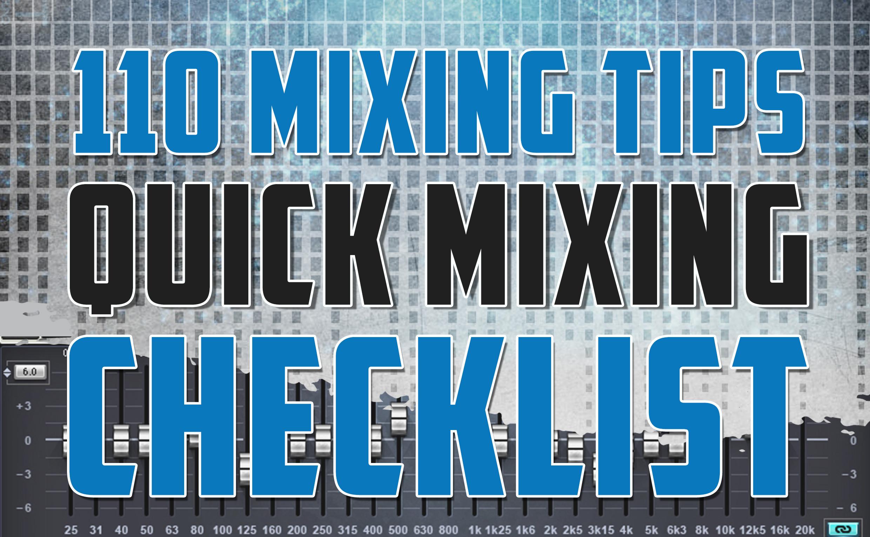 QuickMixingchecklist-image