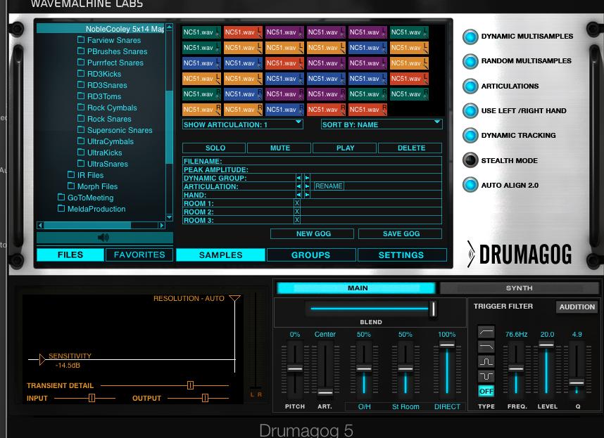 """Drumagog 5 """"review"""""""