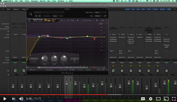 How To Use EQ, Compression and Saturation on the Master Bus