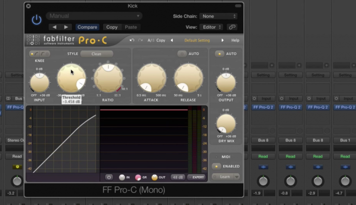 Using Your Compressor Effectively To Create Punchy Mixes