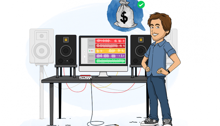 Who Else Wants to Earn $1,000 Every Month On the Side From Their Home Studio?