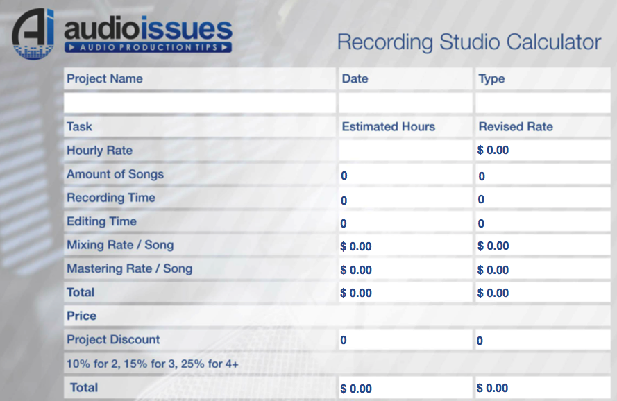 Your #1 Mistake When Setting Recording and Mixing Rates