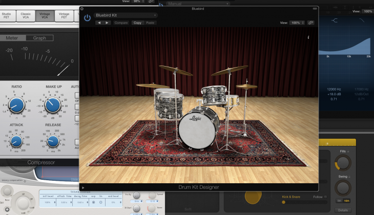 4 Ways to Spice Up Your Virtual Drum Samples