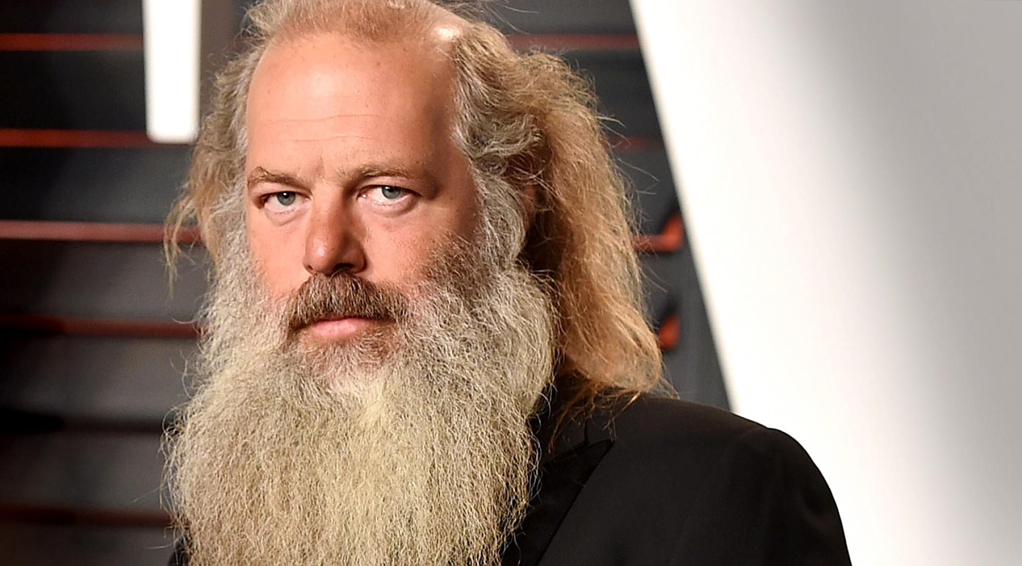 audio production advice - Rick Rubin