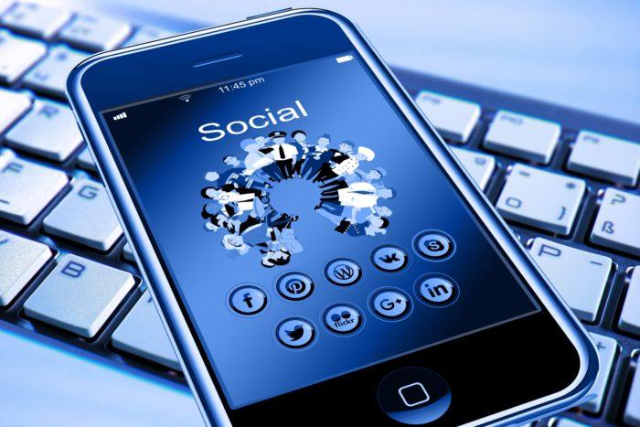 Network Social Media Music Industry
