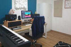 Greg Tan Music Home Studio
