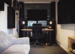 Jake Randall SolAudio Home Studio