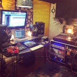 Jordan grubbs home studio