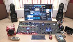 Brian Murphree Mastering home studio