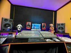shane beaver home studio