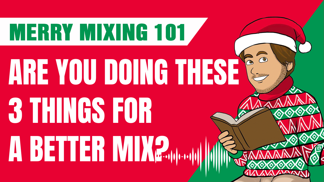 Are You Doing These 3 Things to Add Interest in Your Mix?