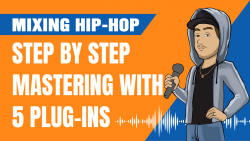 Step By Step Mastering With 5 Plug-ins