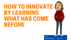 How to Innovate Through Learning What Has Come Before graphic